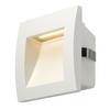 233601 DOWNUNDER OUT S светильник встраиваемый IP55 1.7Вт c LED 3000К, 40лм, белый SLV by Marbel