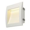 233611 DOWNUNDER OUT L светильник встраиваемый IP55 3.3Вт c LED 3000К, 155лм, белый SLV by Marbel