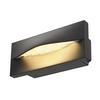 233635 ADI светильник встраиваемый IP55 18Вт c LED 3000К, 870лм, антрацит SLV by Marbel