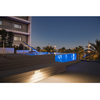 233660 BRICK ASYMETRIC светильник встраиваемый IP65 11Вт с LED 3000К, 850лм, сталь SLV by Marbel