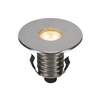 233676 DASAR® 100 PREMIUM ROUND светильник встраиваемый IP67 5.5Вт c LED 3000К, 300лм, 60°, Al, сталь SLV by Marbel