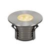 233716 DASAR® 150 PREMIUM ROUND светильник встраиваемый IP67 17Вт c LED 3000К, 1200лм, 60°, Al, сталь SLV by Marbel
