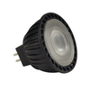 551243 SLV LED MR16 источник света 12В, 3.8Вт, 3000K, 225лм, 40°, черный корпус