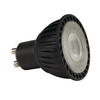 551253 SLV LED GU10 источник света 230В, 4.3Вт, 3000K, 245лм, 40°, черный корпус
