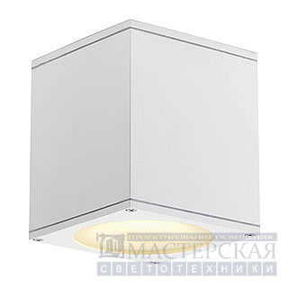Marbel 229551 SLV BIG THEO CEILING OUT светильник пот. IP44 ES111 75Вт макс., белый