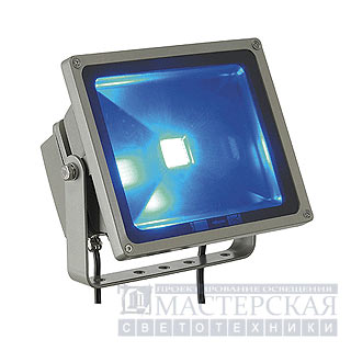 Marbel 231113 SLV RGB FLOOD 30W светильник IP65 с RGB SMD LED 30Вт, 130гр., серебристый