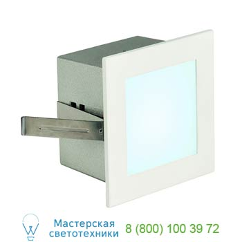Marbel 113260 FRAME BASIC LED светильник встраиваемый с PowerLED 1Вт, 4000K, 350mA, 110lm, белый, SLV