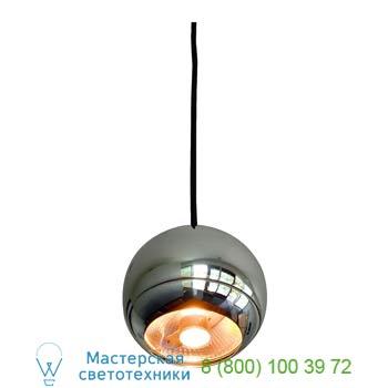 Marbel 133482 LIGHT EYE светильник подвесной для лампы ES111 75Вт макс., хром, SLV