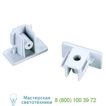 Marbel 143131 1PHASE-TRACK, наконечник, 2 шт., белый, SLV