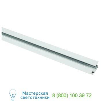 Marbel 143221 1PHASE-TRACK R, шинопровод встраиваемый 2м, 230В, 16А макс., белый, SLV