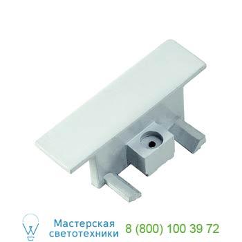 Marbel 143281 1PHASE-TRACK R, наконечник (2шт), белый, SLV