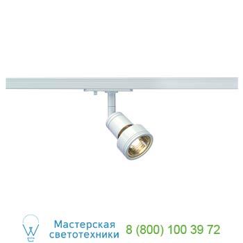 Marbel 143391 1PHASE-TRACK, PURI светильник для лампы GU10 50Вт макс., белый, SLV