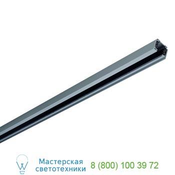 Marbel 145402 НЕ ИСПОЛЬЗОВАТЬ!! EUTRAC® шинопровод 4м, трехканальный, 230В, 16А макс., серебристый, SLV