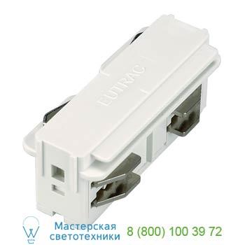Marbel 145561 EUTRAC®, коннектор прямой внутренний электрический, белый, SLV