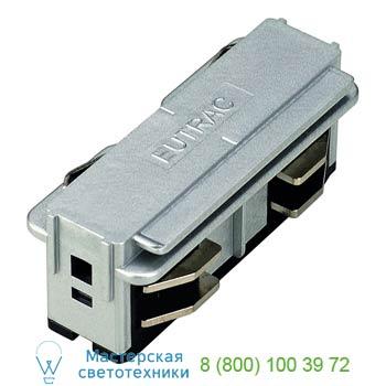 Marbel 145564 EUTRAC®, коннектор прямой внутренний электрический, серебристый, SLV