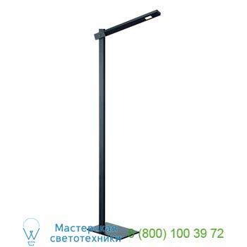 Marbel 146060 MECANICA SL-1 светильник напольный с LED-панелью 6Вт, 3000K, 385lm, черный, SLV