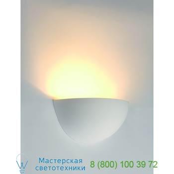 Marbel 148013 GL 101 E14 светильник настенный для лампы E14 40Вт макс., белый гипс, SLV
