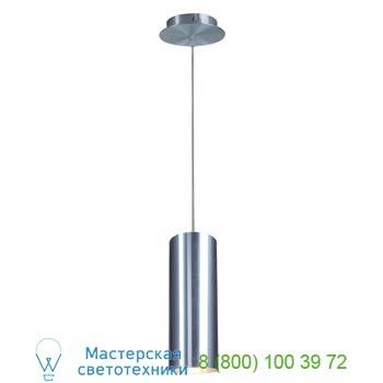 Marbel 149385 ENOLA светильник подвесной для лампы E27 60Вт макс., матированный алюминий, SLV