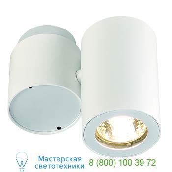 Marbel 151821 ENOLA_B SPOT 1 светильник накладной для лампы GU10 50Вт макс., белый, SLV