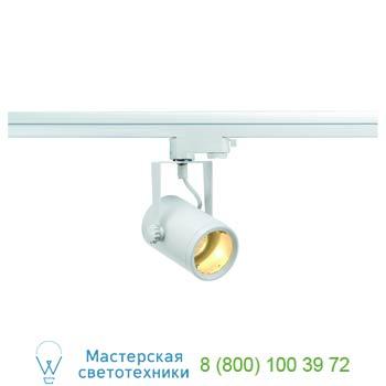 Marbel 153851 3Ph, EURO SPOT GU10 светильник для лампы GU10 25 Вт макс (575360), белый, SLV