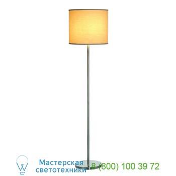 Marbel 155363 SOPRANA SL-2 светильник напольный для лампы E27 60Вт макс., серый металлик/ бежевый, SLV