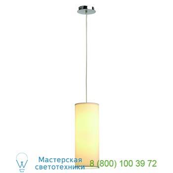 Marbel 155382 SOPRANA PD-3 светильник подвесной для лампы E27 40Вт макс., хром/ белый, SLV