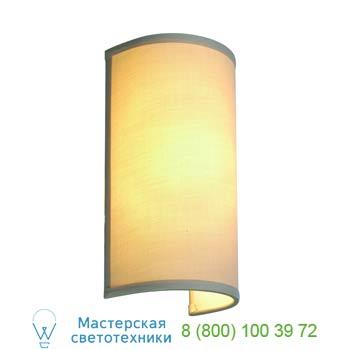 Marbel 155643 SOPRANA WL-2 светильник настенный для лампы E27 40Вт макс., бежевый, SLV