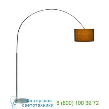 Marbel 155720 SOPRANA BOW светильник напольный для лампы E27 60Вт макс., хром/ черный, SLV