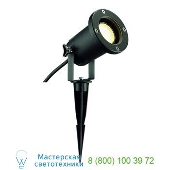 Marbel 227410 NAUTILUS SPIKE XL светильник IP65 для лампы GU10 EnergySaver/LED 11Вт макс., кабель 1.5 м, че