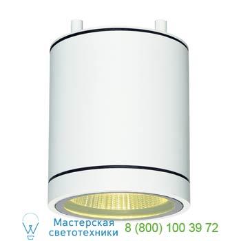 Marbel 228501 ENOLA_C OUT CL светильник потолочный IP55 c COB LED 9Вт, 3000K, 35°, 750lm, белый, SLV