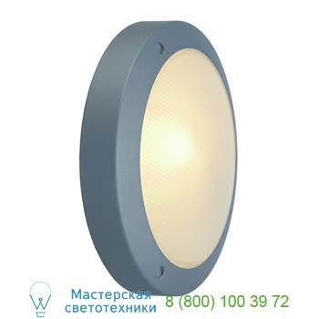 Marbel 229072 BULAN светильник накладной IP44 для лампы E14 60Вт макс., серебристый, SLV