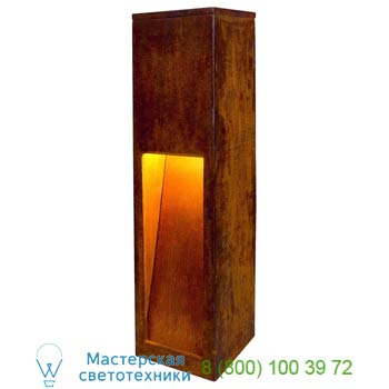 Marbel 229410 RUSTY SLOT 50 светильник IP44 для лампы E27 ELD 11Вт макс., бурый, SLV