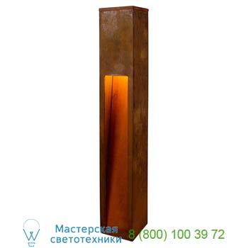 Marbel 229411 RUSTY SLOT 80 светильник IP44 для лампы E27 ELD 11Вт макс., бурый, SLV