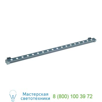 Marbel 229481 GALEN LED PROFILE 24V светильник IP65 с 18-ю PowerLED по 1Вт (общ. 25Вт), алюминий / LED белы