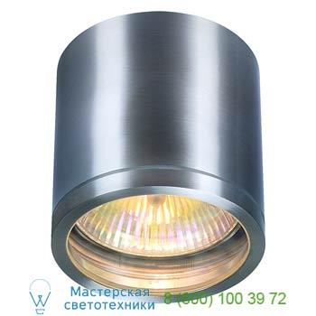 Marbel 229756 ROX CEILING OUT светильник потолочный IP44 для лампы ES111 75Вт макс., матированный алюминий,