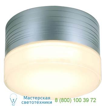 Marbel 229912 MICRO FLAT светильник накладной IP44 для лампы GX53 9Вт макс., серебристый, SLV