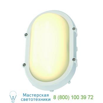 Marbel 229921 TERANG светильник с LED 8W , 3000K, 700 Лм, IP 44, белый, SLV