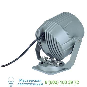 Marbel 230054 FLAC BEAM® HQI 70W светильник IP65 c ЭмПРА для лампы HQI-Т/CDM-T G12 70Вт, серебристый, SLV