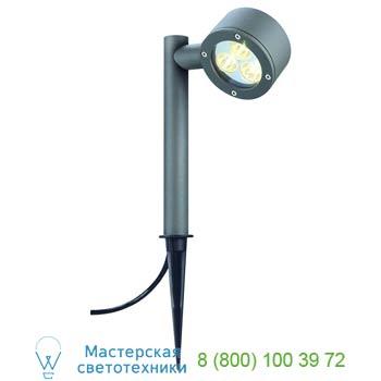 Marbel 230375 SITRA EARTH SPIKE светильник IP54 для лампы GX53 9Вт макс., темно-серый, SLV