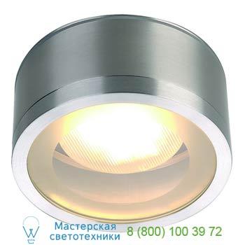Marbel 230726 ROX CEILING GX53 OUT светильник потолочный IP44 для лампы GX53 9Вт макс., матированный алюмин