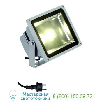 Marbel 231112 LED OUTDOOR BEAM 30W светильник IP65 с COB LED 30Вт, 2600lm, 3000K, серебристый, SLV