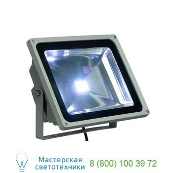 Marbel 231121 LED OUTDOOR BEAM 50W светильник IP65 с COB LED 50Вт, 5100lm, 5700K, серебристый, SLV