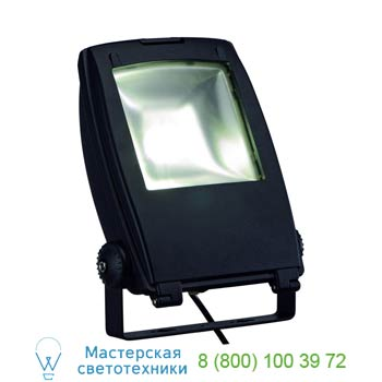 Marbel 231151 LED FLOOD LIGHT 10W светильник IP65 с SMD LED 10Вт, 5700K, 610lm, черный, SLV