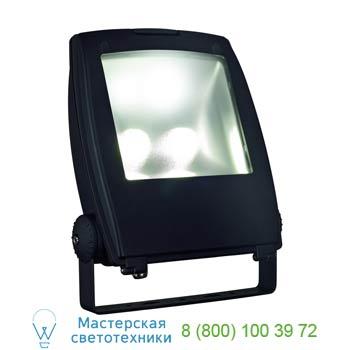 Marbel 231175 LED FLOOD LIGHT 80W, schwarz, 5700K, 120°, SLV