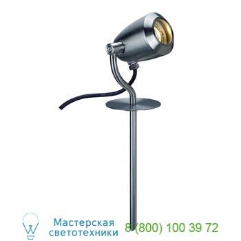 Marbel 231672 CV-SPOT 40 светильник со штоком 40 см для LED лампы , GU10, макс. 4Вт, нерж. сталь 304, SLV