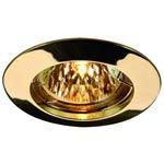 111183 PIKA светильник встраиваемый для лампы MR16 50Вт макс., золото, SLV