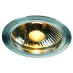 111328 SLIM ES111 светильник встраиваемый для лампы ES111 75Вт макс, алюминий, SLV