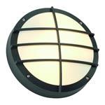 229085 BULAN GRID светильник накладной IP44 для 2-х ламп E27 по 25Вт макс., антрацит, SLV
