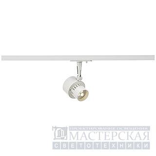 1PHASE-TRACK, LED TRACKSPOT 143881 SLV